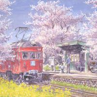 棚町宜弘「あっ!赤い電車だー!♬」M3  Tanamachi  Yoshihiro