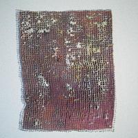 田中一太「雲の上の自画像2」405×320mm     Tanaka Ichita