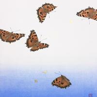 外山  諒「Fragments」F6号  Toyama  Makoto