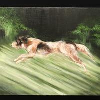 涼風会展 森 水翔「Runaway」F4 Mori Mizuha