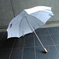折りたたみ傘 白街(晴雨兼用)