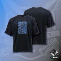 ユニセックスゲーミングTシャツ(ボックスデザイン)