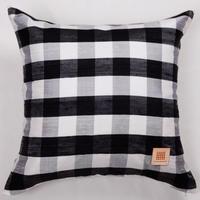 Handwoven Mudmee Silk Cushion Cover    手織りシルク絣マッドミーのクッションカバー PSM−001