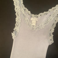Wool/Silk camisole Light Blue