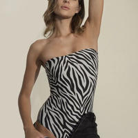 Sacha Zebre swimsuit  Size S