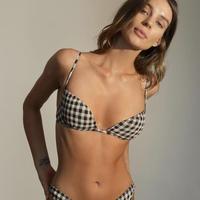 Bela Black/White bikini