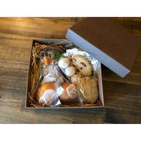【宅配】ガトーショコラとレモンケーキとクッキーBOX【12/20日発送】