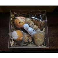 (道内限定)マフィン1種とレモンケーキとクッキーBOX【2/28日発送】