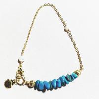 turquoise bracelet☆shell
