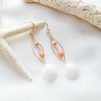 shell pierce☆coral