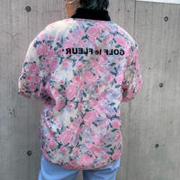 【GOLF】FLOWER REVERSIBLE  BLOUSON