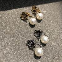 ROSE PEARL CATCH PIERCE