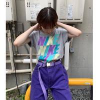 USED  NIKE Tee Shirt【 gray】