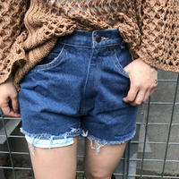 USED  DENIM  SHORTS  -3-