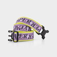 【DAILY PAPER 】Lilac Geme Belt