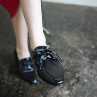 Ribbon Flat Shoes