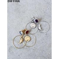 Sun&Moon Bijou Earring