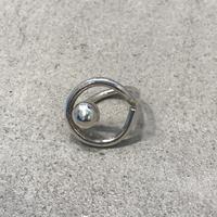 Silver 925 Ring【CIRCLE BALL】9990