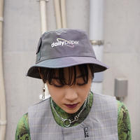 【DAILY PAPER 】Reflective Gezup Bucket Hat
