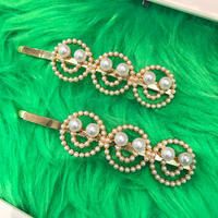 SMILE PARL HAIR PIN