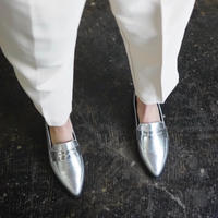 Upper Crocodile embossing Loafers