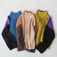 BY COLOR  2WAY  KNIT