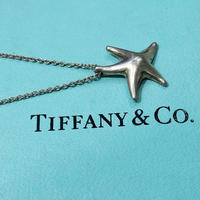 Vintage TIFFANY NECKLACE STARFISH