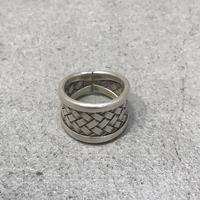 Silver 925 Ring【MESH】8990