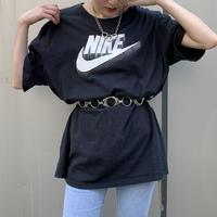 USED  NIKE TEE SHIRT【BLACK】17