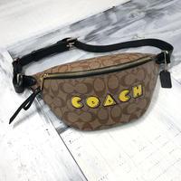 COACH BODY BAG PACMAN