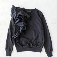 ASYMMETRY  FRILL  SWEAT