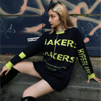 【CUBRUN】MAKERS  KNIT