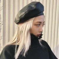 CHAIN BERET