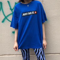 USED  NIKE Tee Shirt【 blue 】