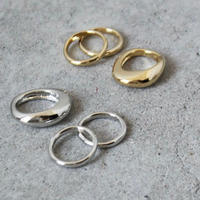 PLUMP  METAL  SET  RING
