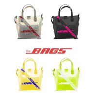 【THE-BAGS】SHOREDITCH PVC MINI BAG ART 2008