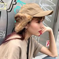 NYLON BOMBER CAP