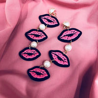 【CUB RUN】PEARL  LIPS  PIERCE