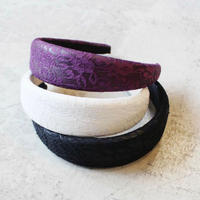 LACE VOLUME HEAD  BAND