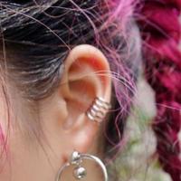 5LINE  EAR  CUFF