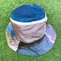 【esqape 】RECYCLING TREQ HAT