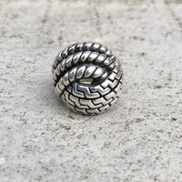 Silver 925 Ring 【2TWIST】10990
