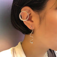 2 RING  EAR  CUFF