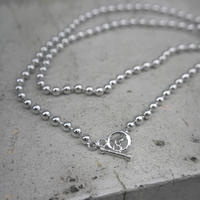 BALL  CHAIN  LONG  NECKLACE