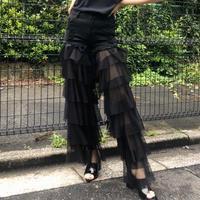 【DOLLS KILL】PRIMA VIXEN TULLE PANTS