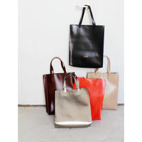 Leather-like Big Totebag