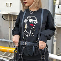 LADY DECORATION PULLOVER