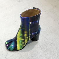 【Maison Margiela】Tabi Boots NEON GREEN