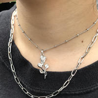 ROSE  CHAIN  NECKLECE