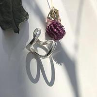 【Phismade】925 2ren ring